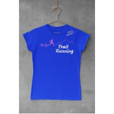 Trail Running  - Playera Dama