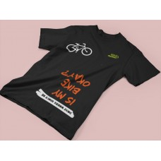 Is My Bike Okay - Playera Caballero