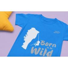 Born To Be Wild - Playera Niño